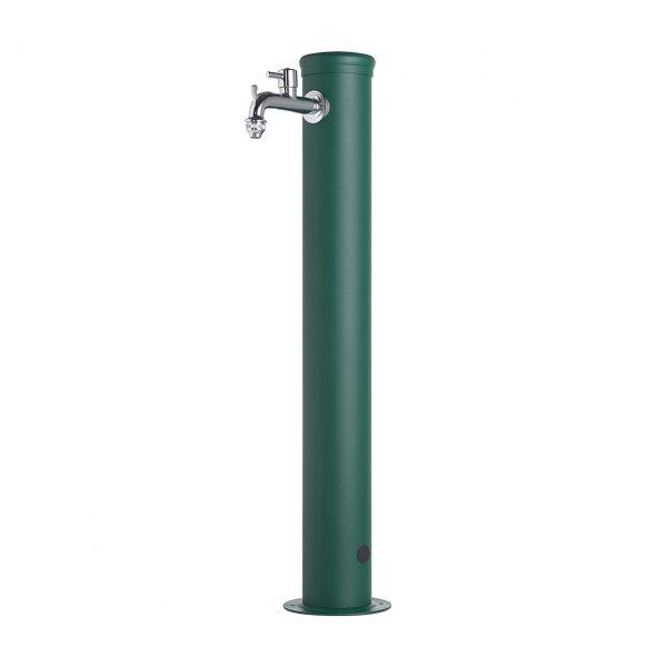 42/AR: Fontana da giardino in ferro completa di impianto e rubinetto