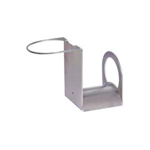 42/PGI: Porta-gomma in acciaio inox AISI 316