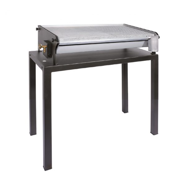 1219TV70P: Barbecue in ferro con trattamento antiruggine