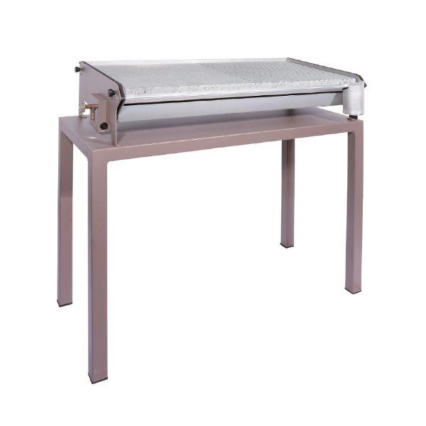 1219TV80P: Barbecue in ferro con trattamento antiruggine